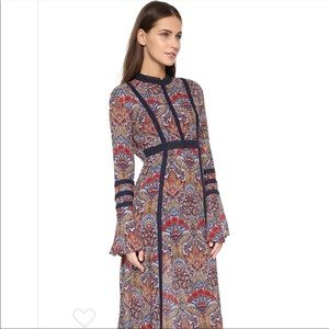 Raga Boho Belle Sleeve Maxi Dress